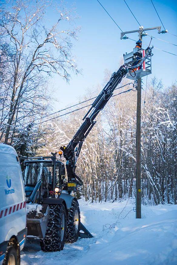 #Lannen #Lännen #Lännen8800K #engcon #dynaset #linesystems #Energiakaivuu #backhoeloader http://www.lannencenter.com