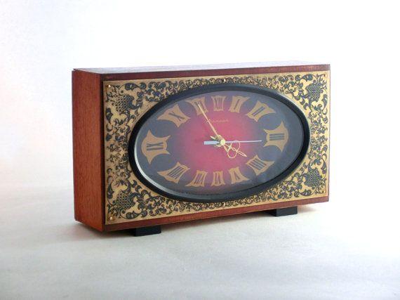 Best 20+ Retro Clock Ideas On Pinterest