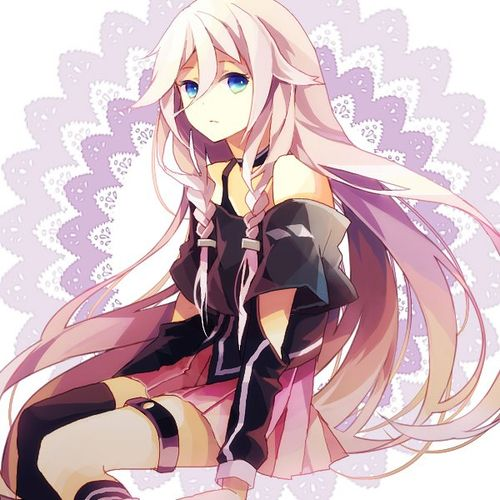 IA | ia vocaloid ia sweet cute pastel
