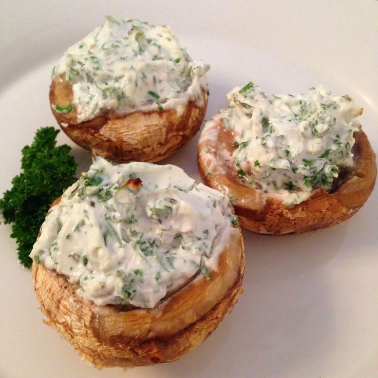 Be Metabolic: Be delicious: Gefüllte Champignons