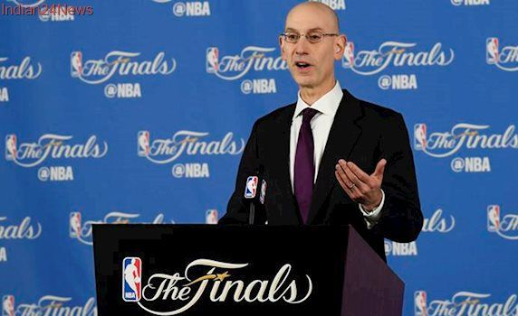 NBA: NBA commissioner Adam Silver 'frustrated' by lack of Chinese players