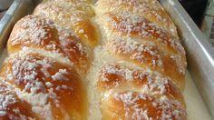 Receita de Rosca Caseira Mineira. Saiba os ingredientes e o passo a passo para fazer bem fácil.