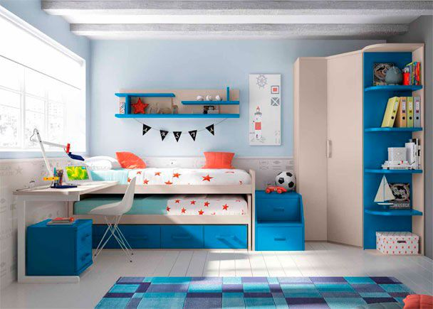 M s de 25 ideas incre bles sobre compactos juveniles en - Mueble infantil valencia ...