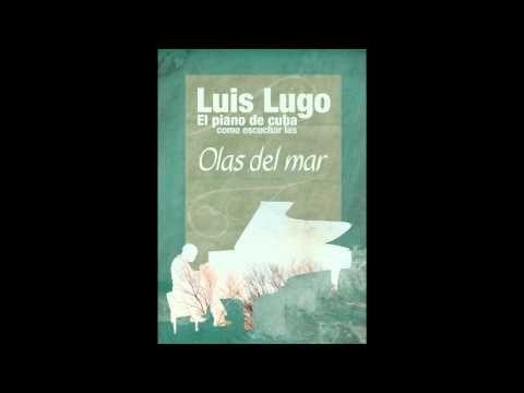 Luis Lugo el el piano de Cuba