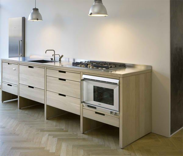 20 wooden free standing kitchen sink home design. Black Bedroom Furniture Sets. Home Design Ideas