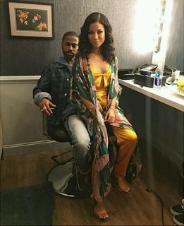 Are Big Sean and Jhene Aiko really dating?   Big Sean and Jhene Aiko seem to be hanging out with each other a lot. The duo formed a group called twenty 88 and released a joint album together but there have beenrumours flying everywhere that they are both dating.There are also rumours that Jhene Aiko who got married to her Nigerian husband and music producer -Oladipo Omishore last year has since dumped him for Big Sean.Neither of them haspublicly denied this allegation.