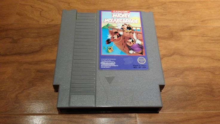 Mickey Mouscapade nes video game,  Mickey mouse video game,  Mickey Mouscapade Nintendo nes, disney, capcom, Nintendo - pinned by pin4etsy.com