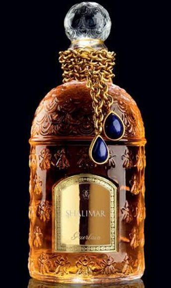 Guerlain, not Hermes Bee Bottle!