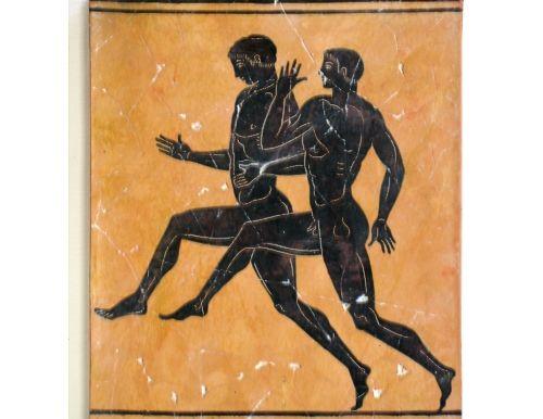 ошиблась, борцы рисунок на древнегреческой вазе общем, роботы увлекали
