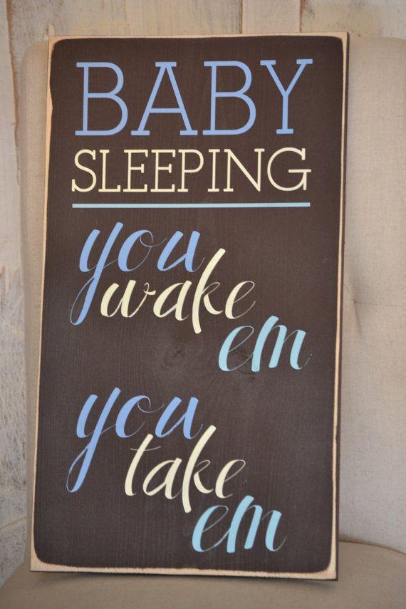 7 Best Door Signs Images On Pinterest Baby Sleeping Sign Door