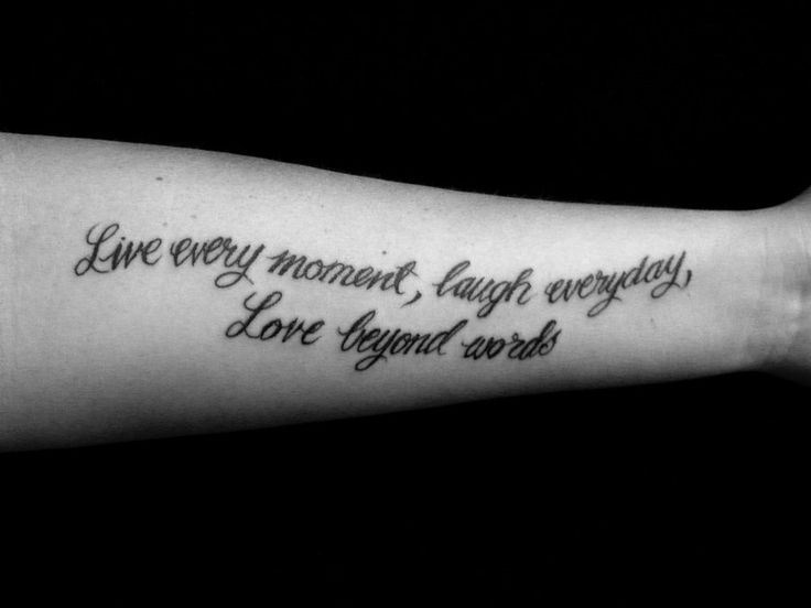 """live every moment, laugh everyday, love beyond words ..."