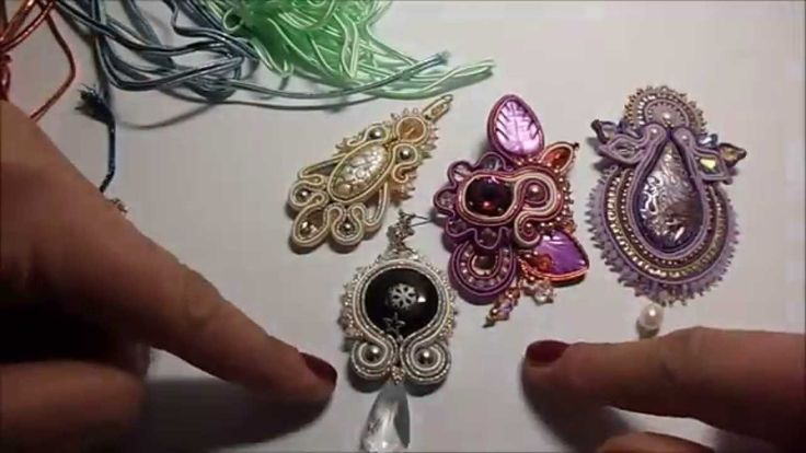 soutache: dico la mia.  Differenze tra i vari tipi di piattina in commercio.