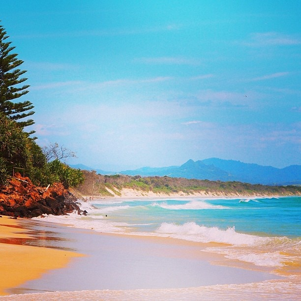 Byron Bay New South Wales  #Australia     by jewelszee_ (instagram)