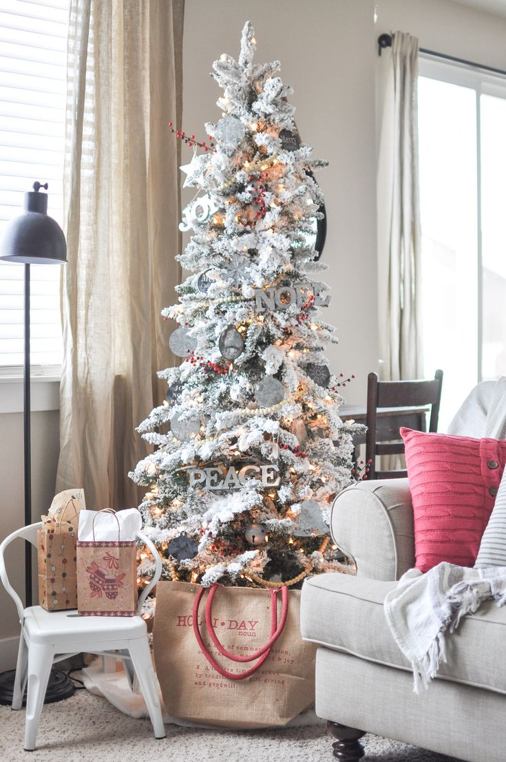 Modern metal christmas tree - Modern Farmhouse Christmas Tree