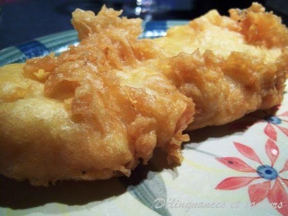 J'ai longtemps chercher comment faire de bons fish and chips. Souvent la pâte n'était pas assez croustillante. C'est en fouillant sur le ne...