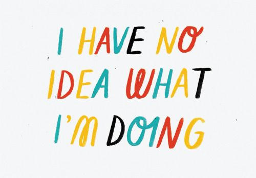 typography   No Idea by Sarah Abbott, hand lettering, design, type, colour, print