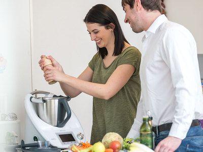 Modi di cucinare con Bimby ®