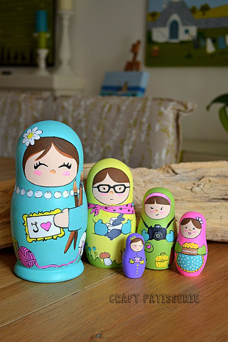 136 best nesting dolls images on pinterest matryoshka doll