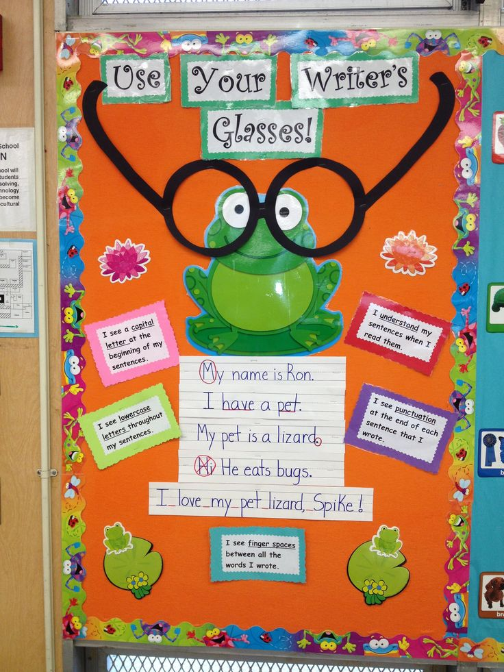 Classroom Writing Ideas : Best creative language arts bulletin board ideas images