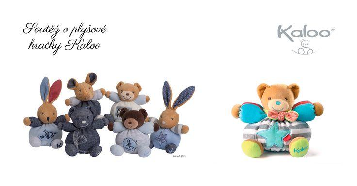 Na našej FB profilu práve probíha soutěž o plyšové hračky Kaloo - https://www.facebook.com/hrackyKalooCesko/photos/a.474602802713420.1073741828.472252922948408/478037989036568/?type=3