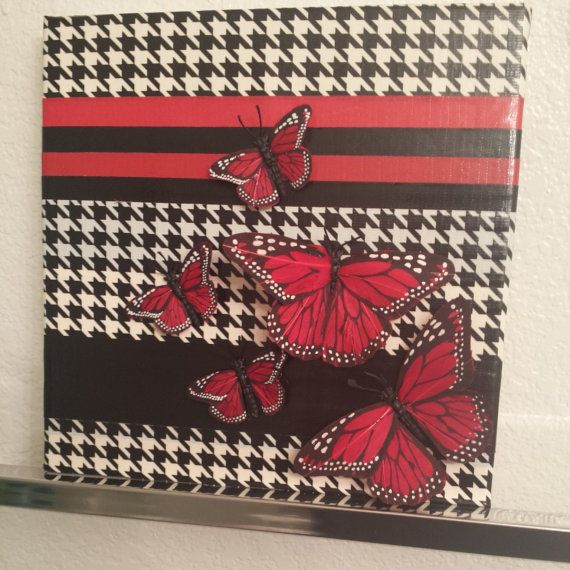 24 best images about duct tape canvas art on pinterest for Tape painting on canvas