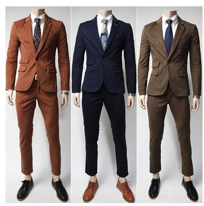 (Jacket+Pants) Free Shipping 2017 New Arrival Formal Wedding Men Suits Fashion Casual Brand Terno Masculino Blazer Suits For Men //Price: $77.53 & FREE Shipping //     #hashtag4