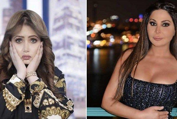 المذيعة الكويتية مي العيدان تسخر من إليسا استمري في الهز Women Fashion Women S Top