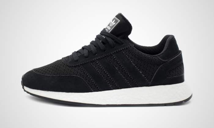 adidas I 5923 (schwarz weiß) in 2019 | Weiße schuhe