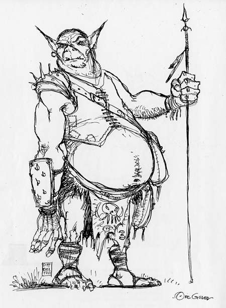 dungeons and dragons coloring pages - photo #10