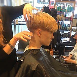 Men's Hair, Haircuts, Fade Haircuts, short, medium, long, buzzed, side part, long top, short sides, hair style, hairstyle, haircut, hair color