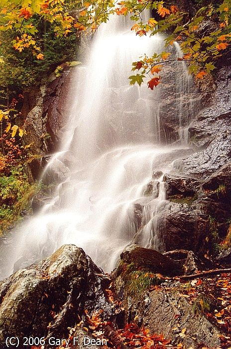 Beaver Meadow Falls Adirondack Mountain Reserve Adirondacks NY