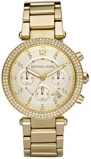 Michael Kors MK5354 dames horloge met 10% korting op Horlogeloods.nl!