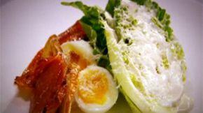 MasterChef Australia Recipe Caesar salad