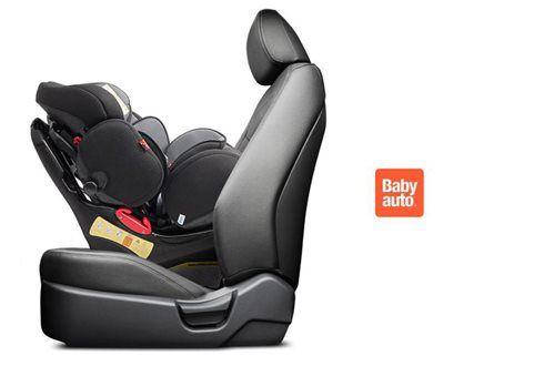 Compatível com ISOFIX! Transporte o seu bebé em segurança desde o nascimento até aos 12 anos! Cadeira para carro modelo Savile por apenas 129,90€ em vez de 240€. - Descontos Lifecooler