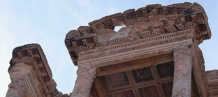 Library of Celsus, Ephesus 5 weeks in Turkey [PICS] - Matador Network
