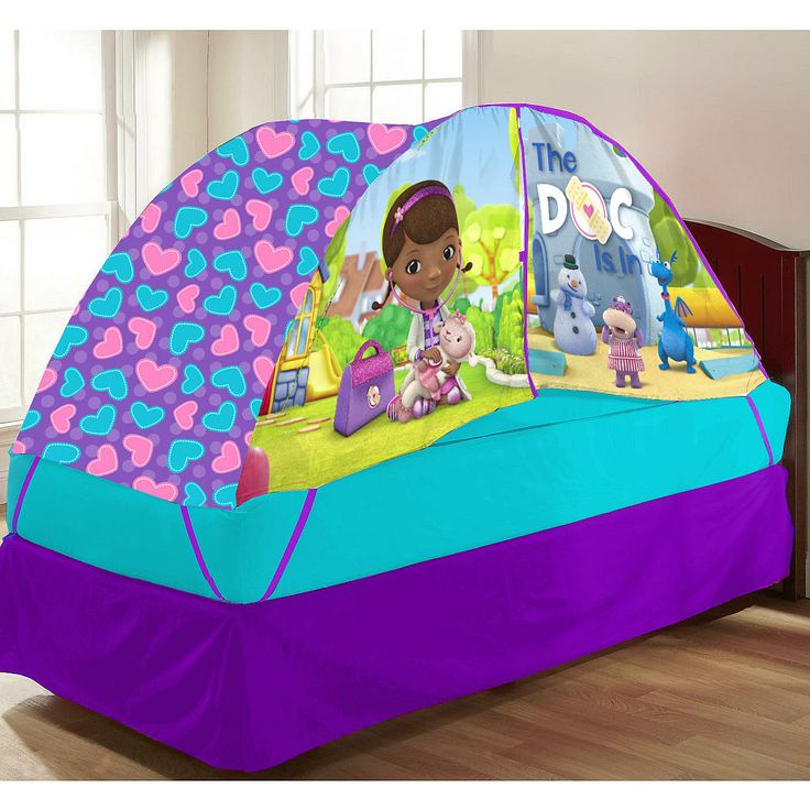 "Disney Doc McStuffins Bed Tent - Disney - Babies ""R"" Us"