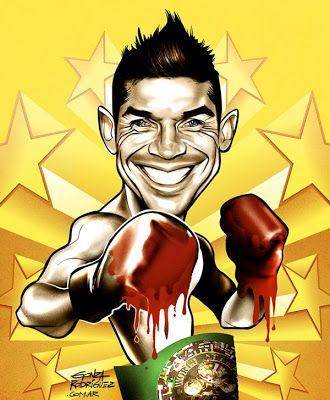 sergio maravilla martinez | La caricatura de Sergio Maravilla Martinez publicada en la revista El ...