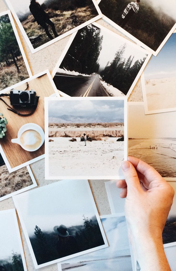 Print your instagrams straight from your phone | Photo by @lizballmaier