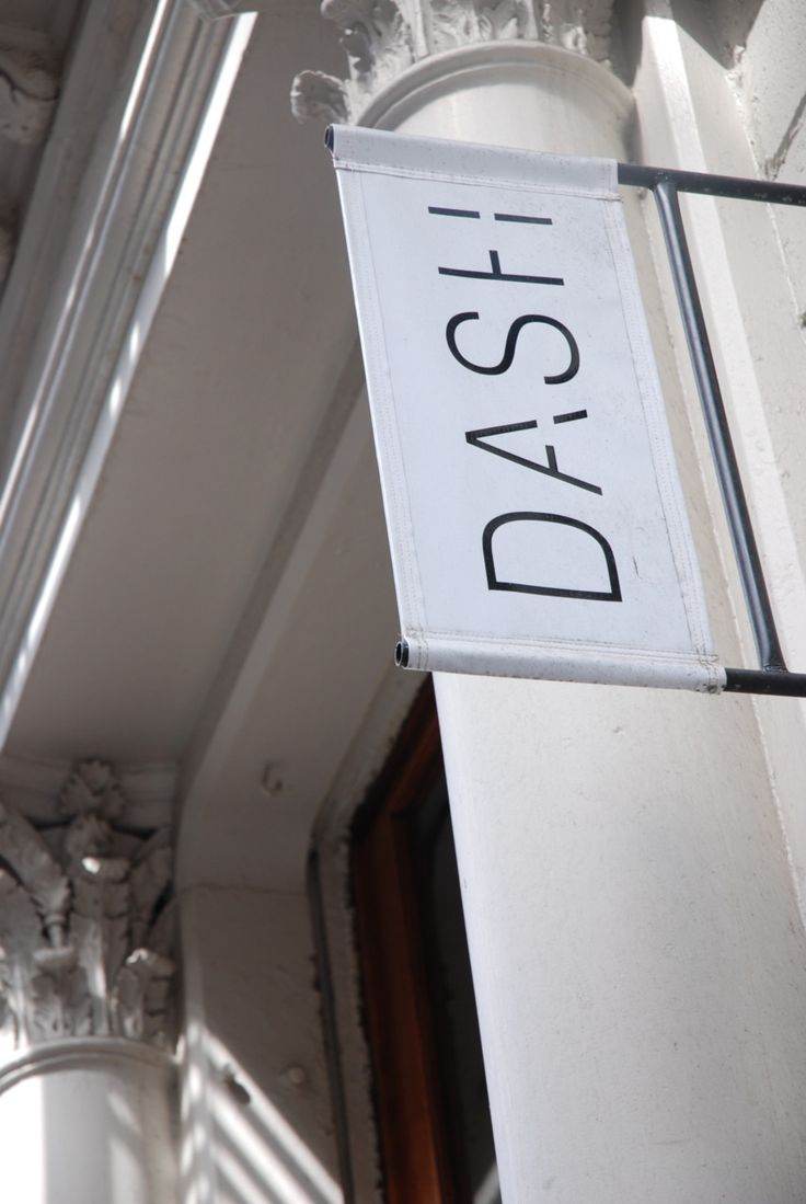 DASH NYC- only so many people allowed in the store ? Crazy New York!