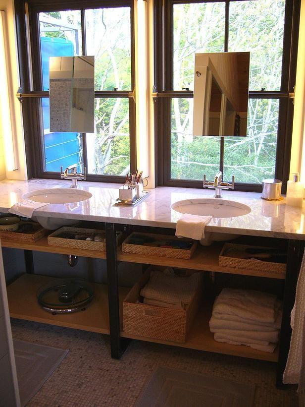 Stylish Bathroom Storage Solutions