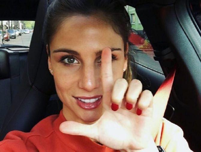 """Lucía Villalón, la ex novia de """"Chicharito"""" rompe el silencio"""