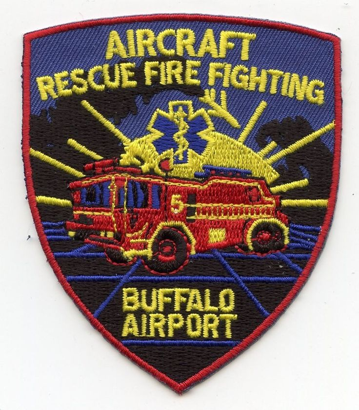 26 best Patches of Airport-Fire-Department images on ...