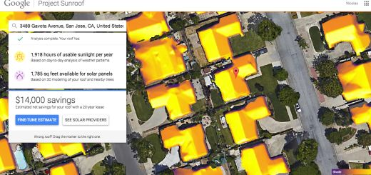 Googles new project could convince you to buy solar panels