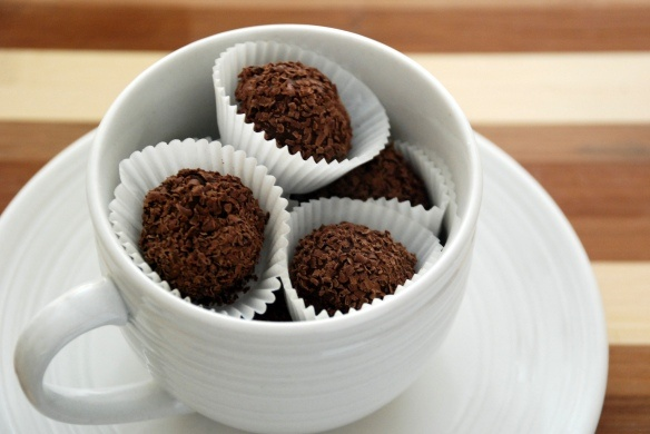 Truffles | Chocolate All The Time | Pinterest