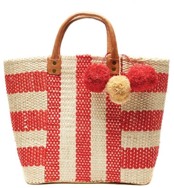 72 best Beach Bags images on Pinterest   Beach bags, Beach totes ...