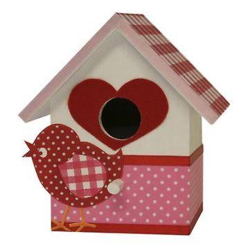 Vogelhuisje vogelhuis decoratie muziek lampje kinderkamer kinderkamer inrichting en - Kinderkamer decoratie ...