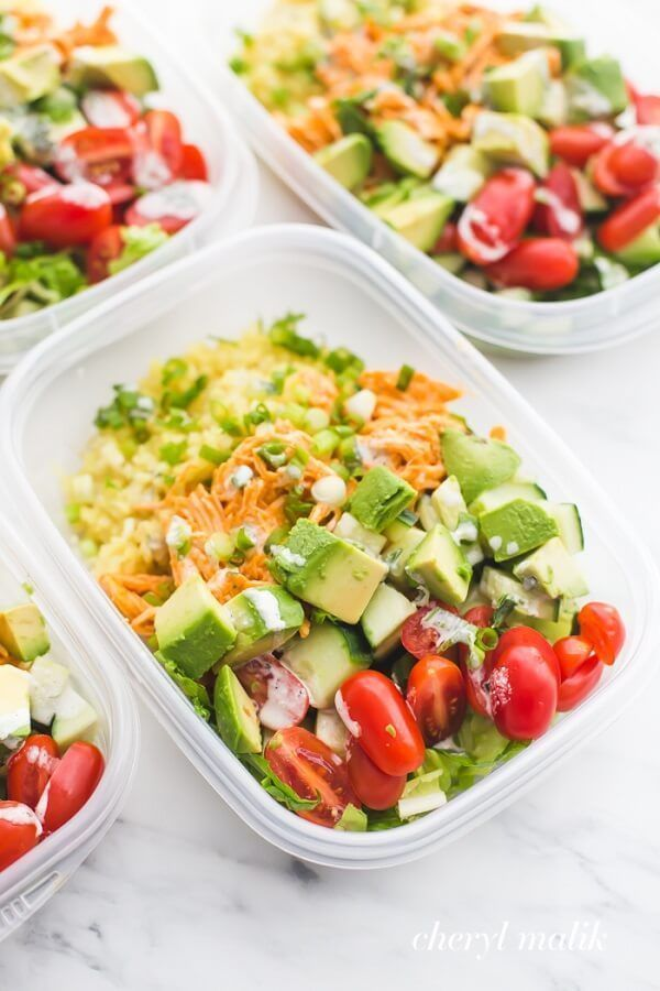 Meal Prep Recipes You Can Do On Sunday  Sharp Aspirant -9576