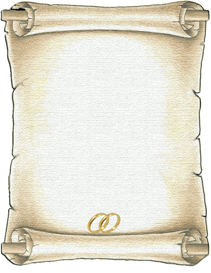 papier a lettre parchemin