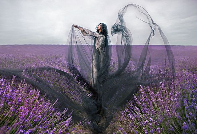 A blot on the landscape by Miss Aniela, via Flickr
