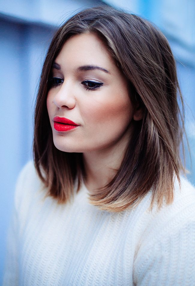 let the hairspiration begin. Awesome possible fall cut (and maybe color) inspiration.